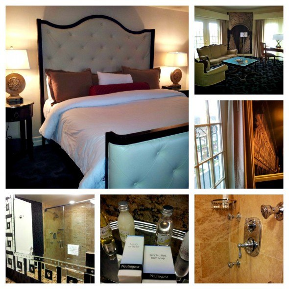 Siena room collage 3