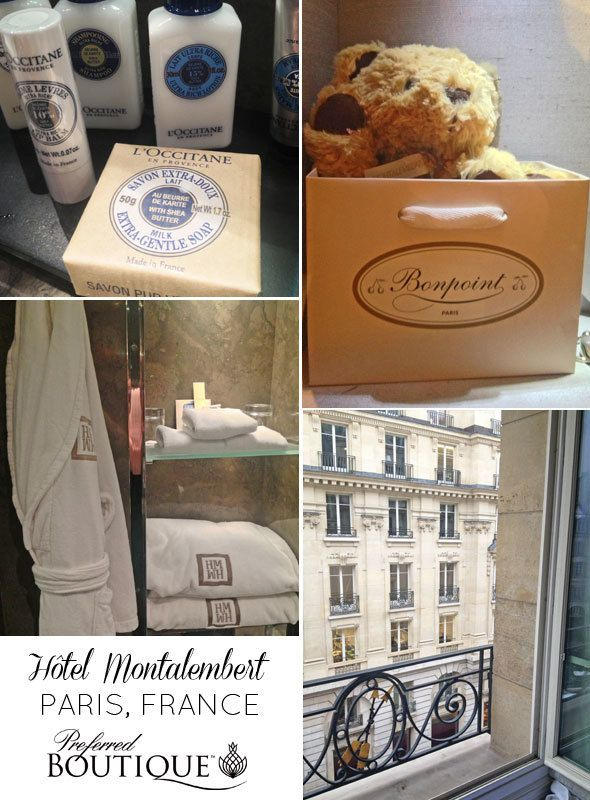 Hotel Montalembert review, Paris Hotel, travel review