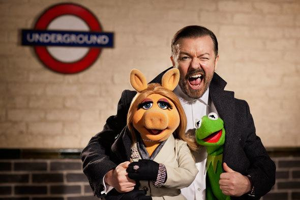 muppets new movie in London
