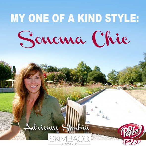 One of a kind style: Sonoma Chic