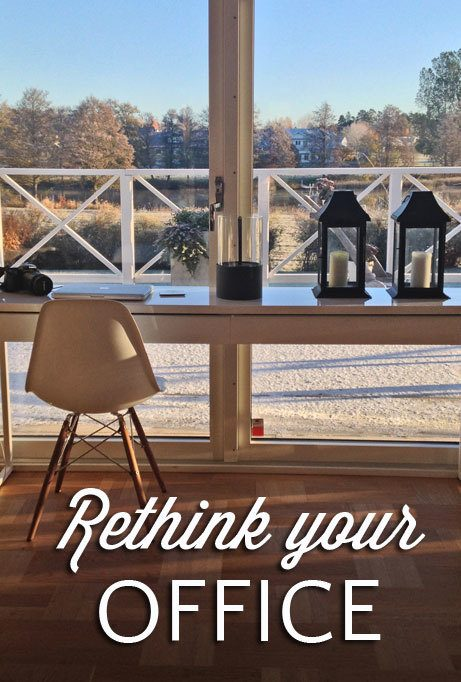rethink your office - make it a traveling one