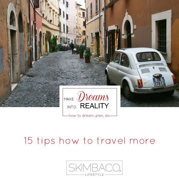 15 tips how to travel more
