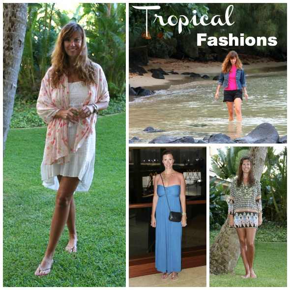 Tropical Fashions