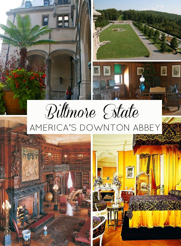 America's Downton Abbey: the Biltmore Estate