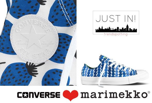 7330660f5c6e Just in  Converse Spring Collection with new Marimekko prints ...