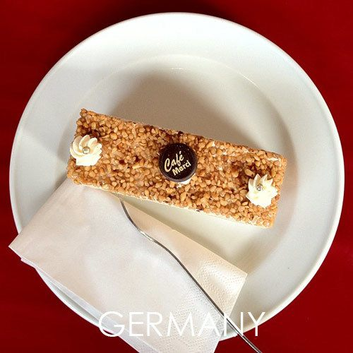 cake in Germany, photo by Katja Presnal, instagram travel