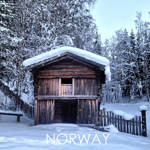 Instagram travel photo from Norway by Katja Presnal, instagram travel photo
