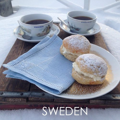 semlor, semla recipe, sweden, instagram photo