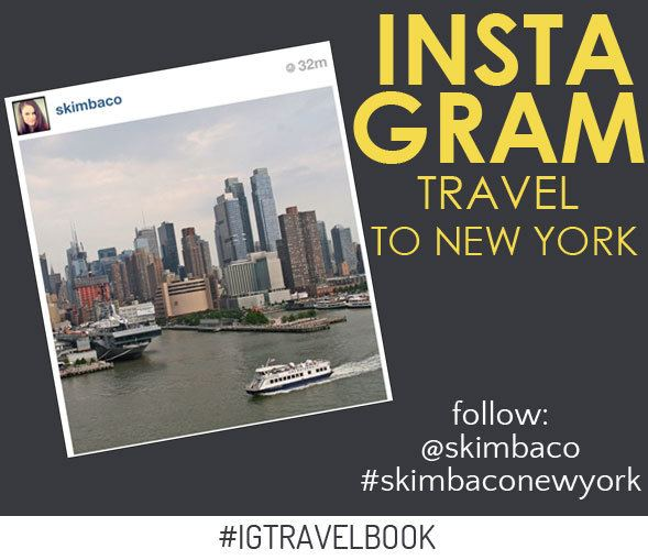 Instagram Travel to New York, #IGTravelBook, instagram travel book by Katja Presnal, travel blogger on Instagram