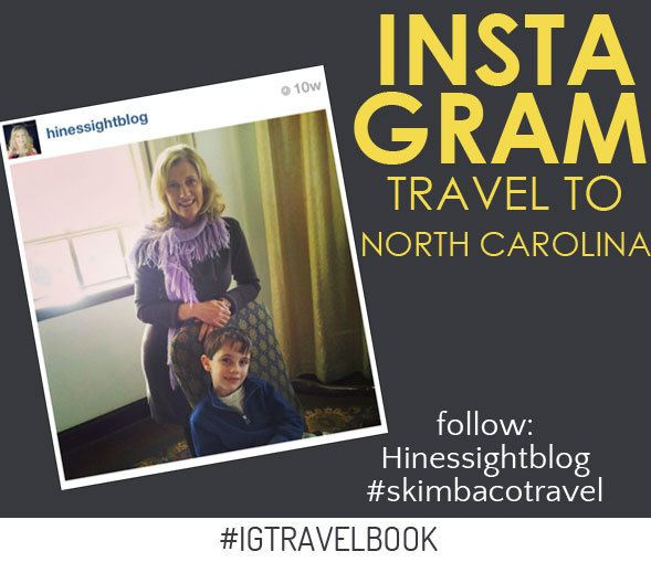 Instagram travel to North Carolina
