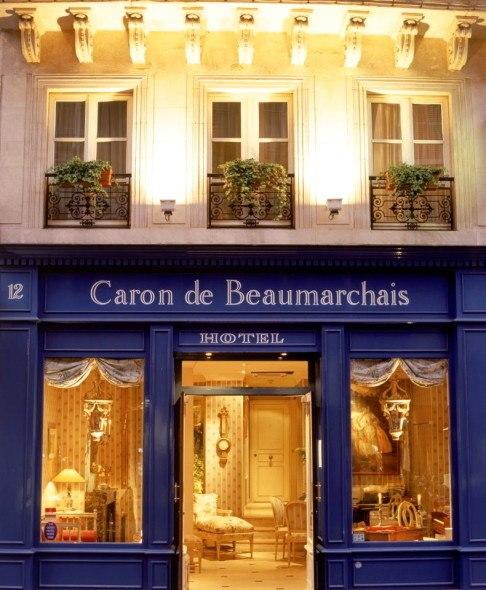 Hotel Caron de Beaumarchais