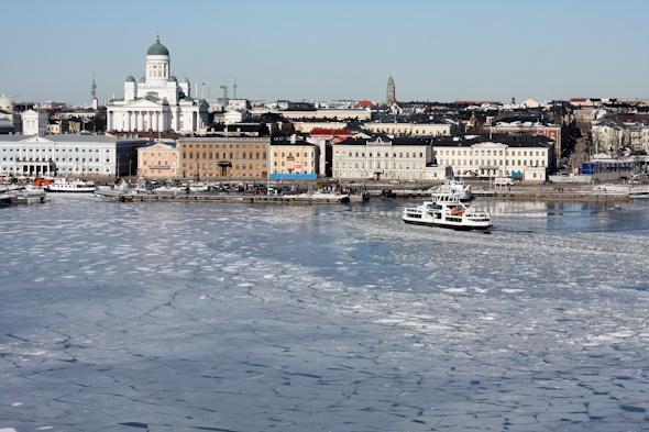 Helsinki, Finland I @SatuVW I Destination Unknown