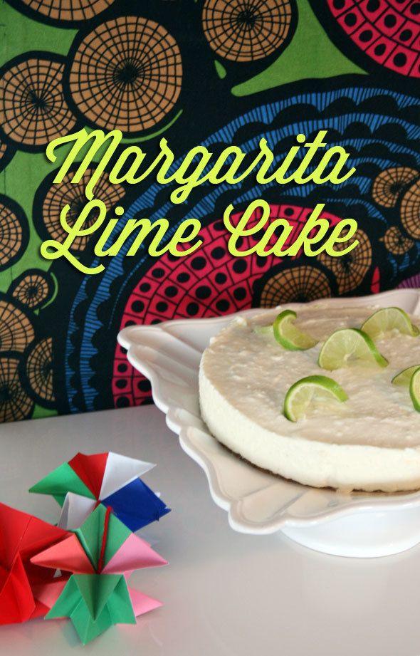 Margarita-lime-cake