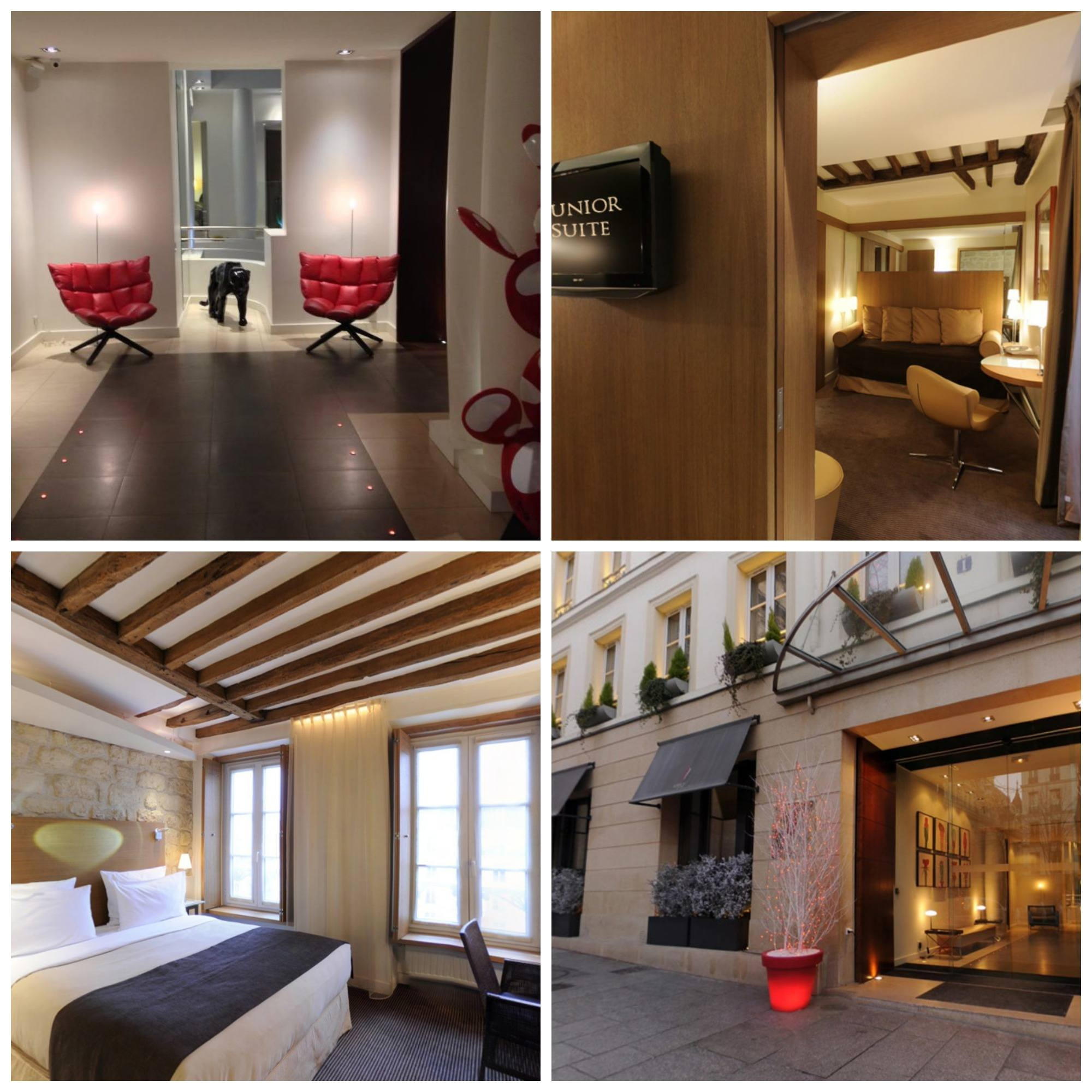 Small Hotels In Paris Left Bank