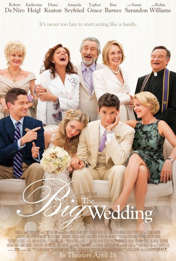 Big Wedding movie poster