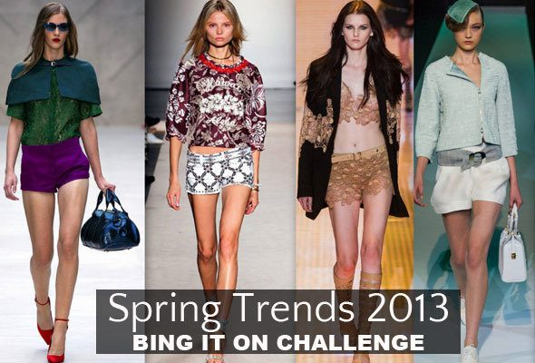 Bing it on - searching for spring trends, bing, bing it on, microsoft, spring trends