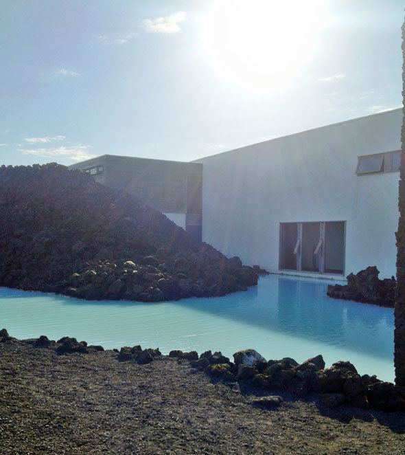 Blue Lagoon spa