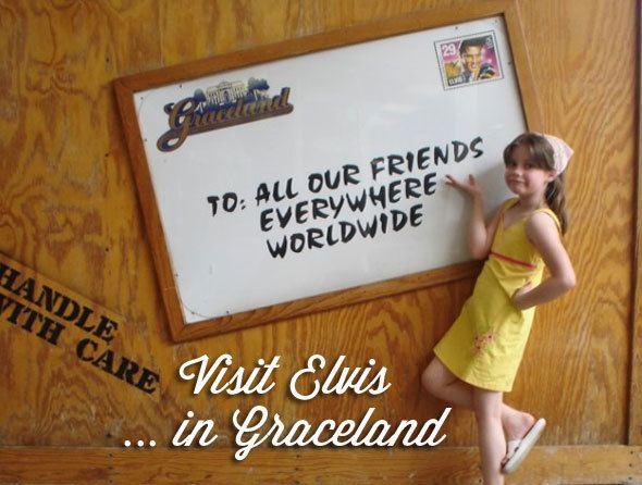 Bucket list: visit Graceland