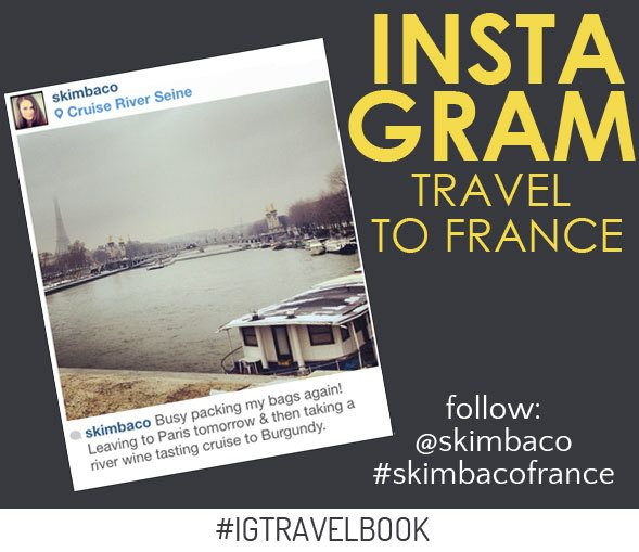 Instagram travel to France