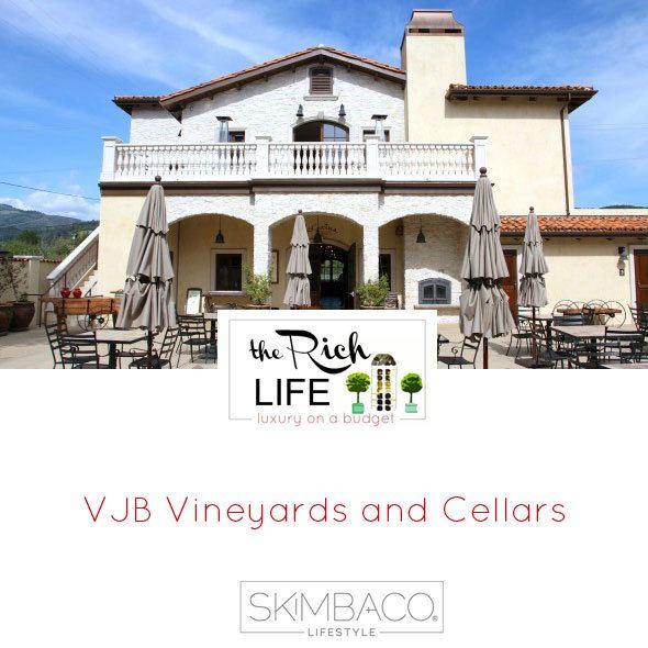 VJB Vineyards and cellars in California