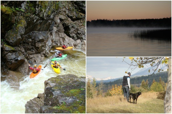 The Great Outdoors of BC in Canada I @SatuVW I Destination Unknown