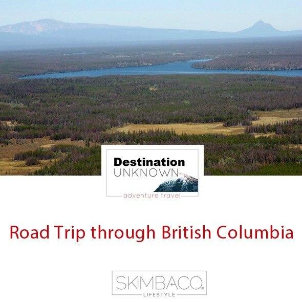 Roadtripping in BC, Canada I @SatuVW I Destination Unknown