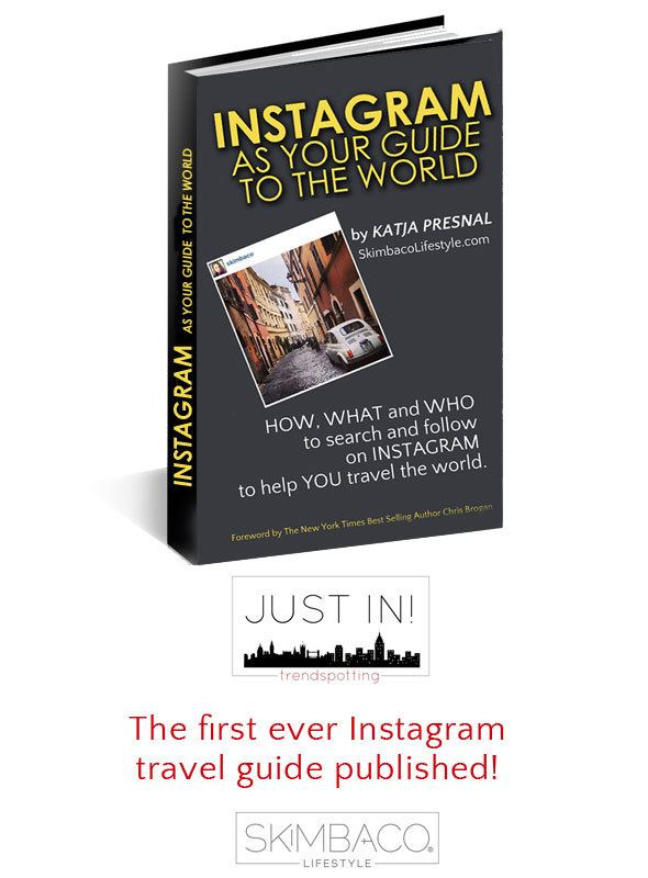 Instagram as your Guide to the World – How, What and Who to Search and Follow on Instagram to Help You Travel the World