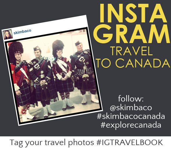 Instagram travel to Canada - follow http://instagram.com/skimbaco and #skimbacocanada #explorecanada hashtags