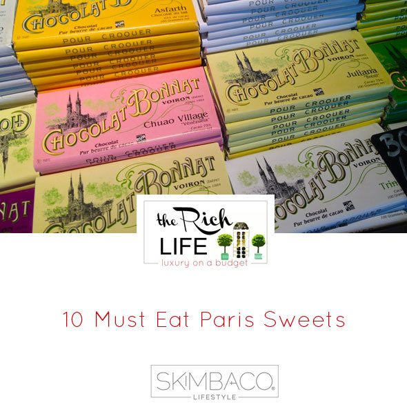 10 must eat sweets in Paris
