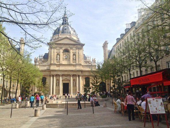 Paris boutique hotel review select h tel rive gauche for Hotel sorbonne