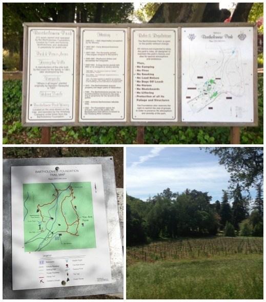 Bartholomew Park Maps