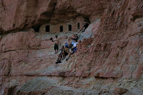Historical Grand Canyon I @Gene17Kayaking