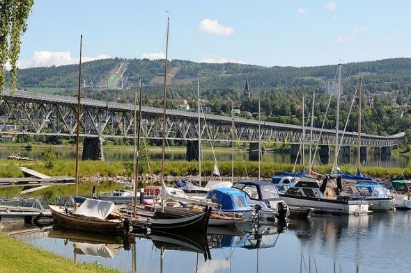 Lillehammer, Norway I Destination Unknown