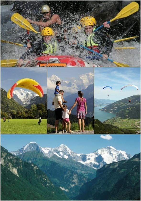 Summer Adventures in Interlaken I Destination Unknown