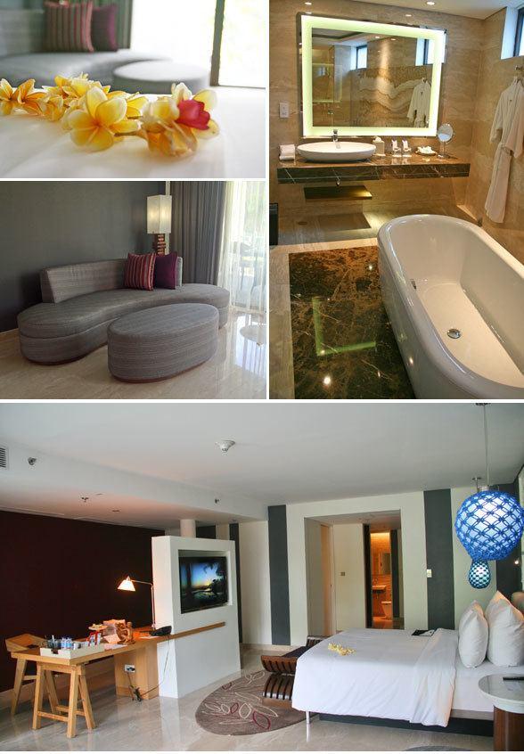 Le Meridien Bali Jimbaran Hotel Room Photos