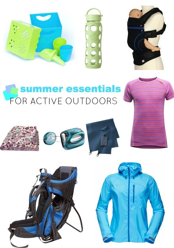 Active Family Summer Essentials I @SatuVW I Destination Unknown