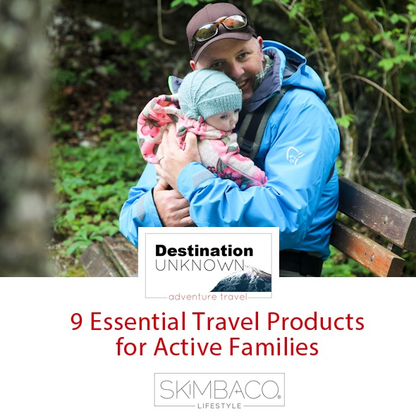 Active Travel Products Feature I @SatuVW I Destination Unknown