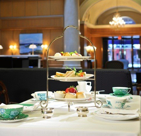 Afternoon Tea at the King Edward in Toronto