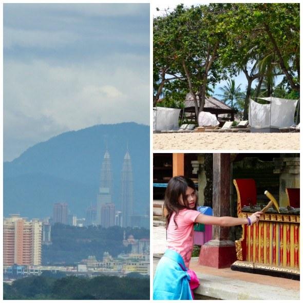 Bali-Kuala Lumpur Combination Travel