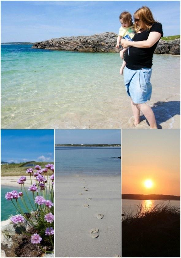 Beach holiday while pregnant I @SatuVW I Destination Unknown