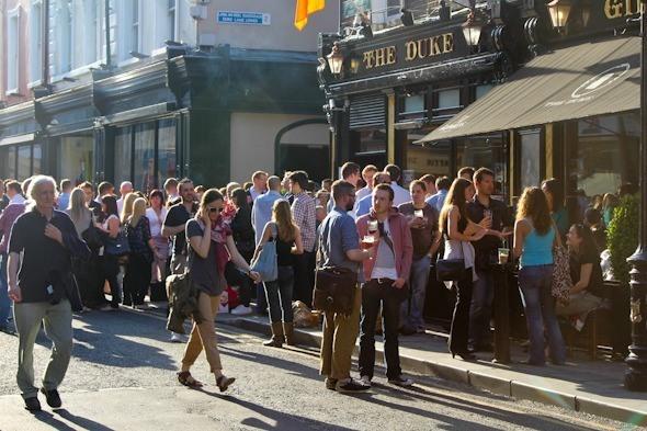 Dublin pubs I @SatuVW I Destination Unknown