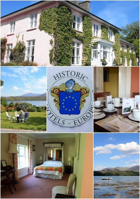 Rosleague Manor Country House in Ireland I @SatuVW I Destination Unknown
