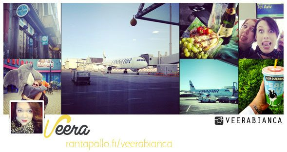 VeeraBianca travel blogger on Instagram #IGTravelThursday