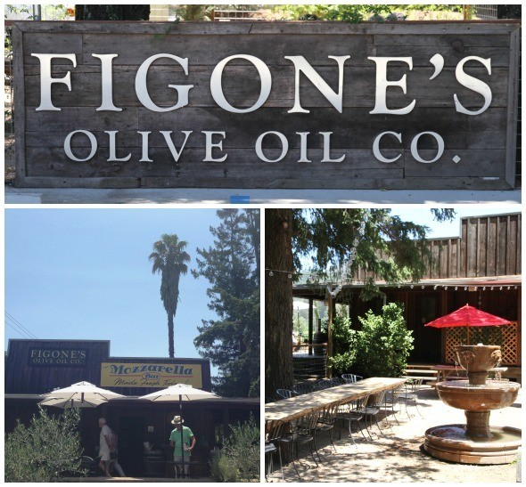 Figone's Olive Oil Co. in Sonoma Valley