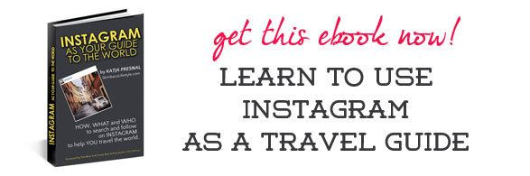 nstagram as your Guide to the World - How, What and Who to Search and Follow on Instagram to Help You Travel the World