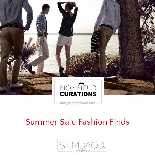 Summer sale finds for men