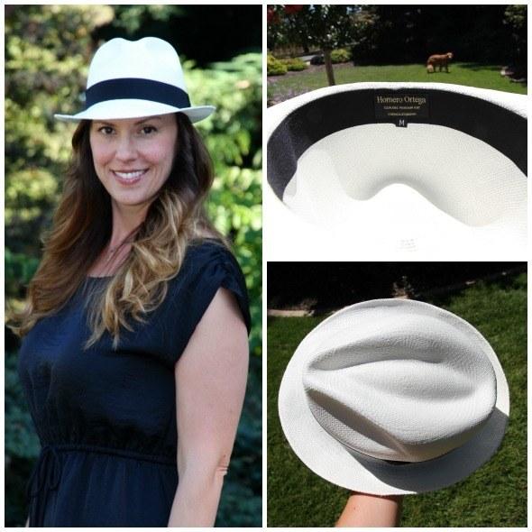 Panama Hat Details