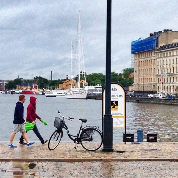 Stockholm, Sweden. #IGTravelThursday