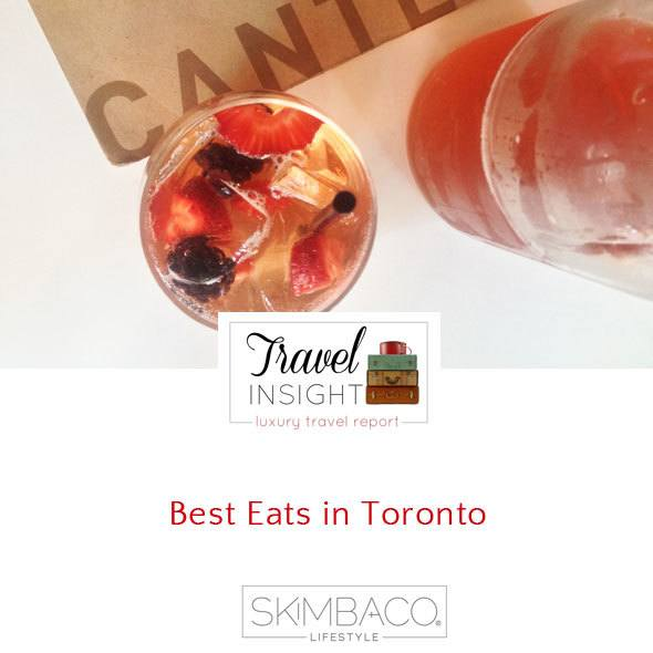 Best food in Toronto