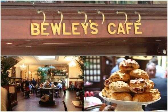 Bewleys Oriental Cafe, Dublin I @SatuVW I Destination Unknown